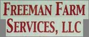 Freeman Farm Services